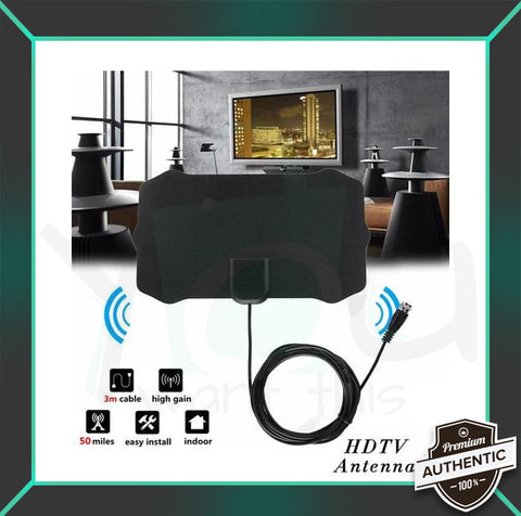 HDTV Free Digital Cable Antenna / Amplifier