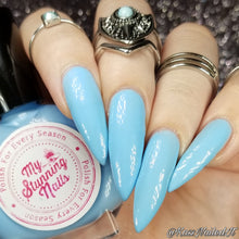 Denim Shorts - Indie Nail Polish