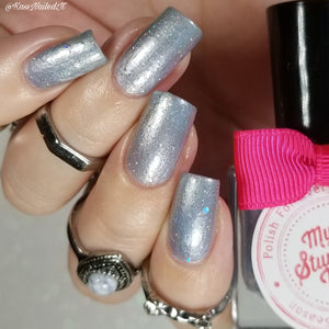 Cloudless Sky - Indie Nail Polish