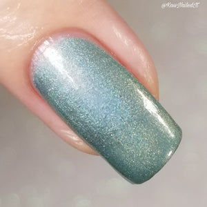 Water Lily Pond - Indie Nail Polish