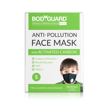 Load image into Gallery viewer, BodyGuard Reusable Anti Pollution Mask, N99 + PM2.5 - Pee Buddy