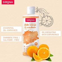 Load image into Gallery viewer, Sirona Body Wash with Bitter Orange and Mandarin - 500 ml - Pee Buddy