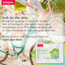 Load image into Gallery viewer, Sirona's Beginner's Hydrogel- Based Pain Relief Patch - Pee Buddy