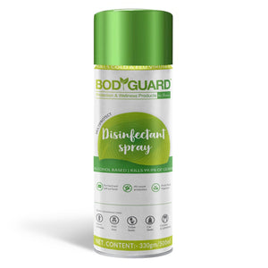 BodyGuard Multipurpose Alcohol Based Disinfectant Spray - Pee Buddy