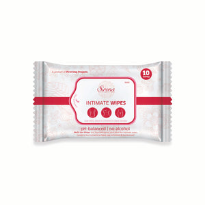 Sirona Intimate Wet Wipes - Pee Buddy