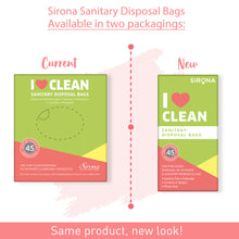 Load image into Gallery viewer, Sirona Sanitary and Diapers Disposal Bags - Pee Buddy