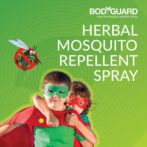 Bodyguard Natural Anti Mosquito Spray – Set of 2 (100 ml Each) - Pee Buddy
