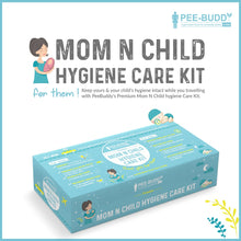 Load image into Gallery viewer, PeeBuddy Mother and Child Hygiene Kit - Pee Buddy