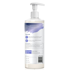 Sirona Natural Blueberry Body Lotion with Cocoa Butter, Vitamin E and Olive Oil - 500ml - Pee Buddy