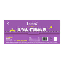 Load image into Gallery viewer, PeeBuddy Mini Travel Hygiene Kit For Her - Trial Kit - Pee Buddy