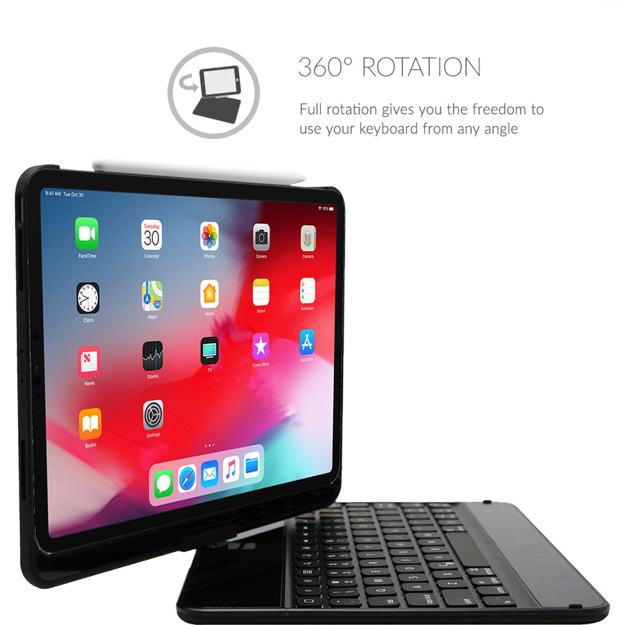 "iPad Pro 12.9"" (2020 - 4th Gen) 360 Keyboard"