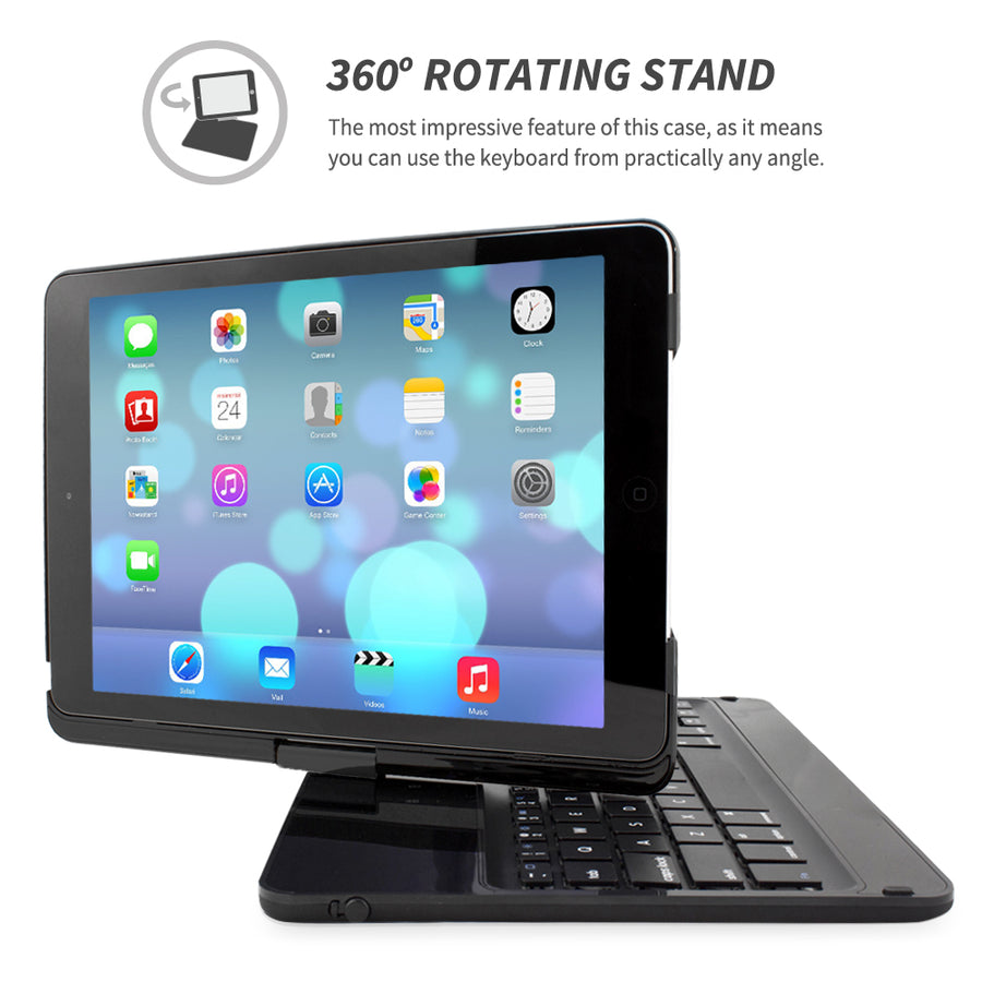 "iPad 9.7"" (2017/2018) 360 Keyboard"