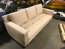 Three Seater Sofa with Three Back Cushions