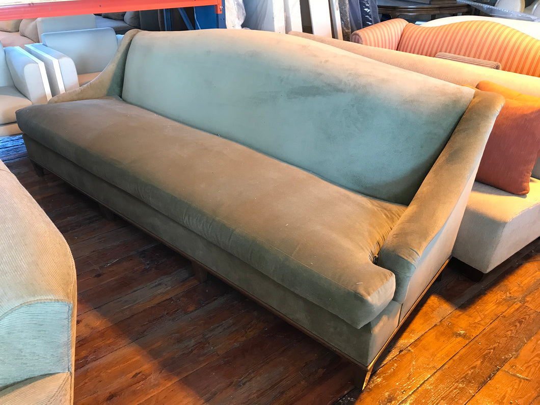 Long Beautiful Sofa
