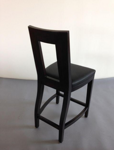 Contemporary Black Barstools