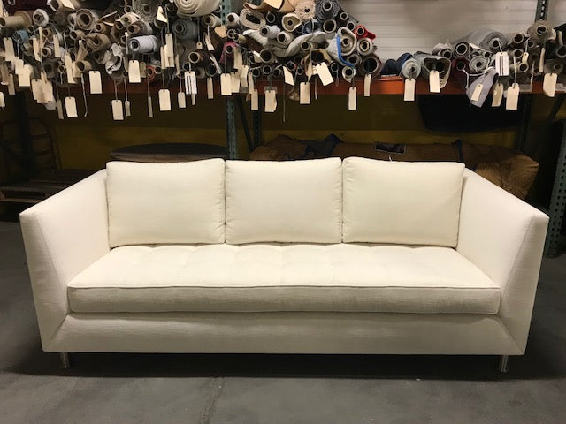 Sleek Three Seater Sofa