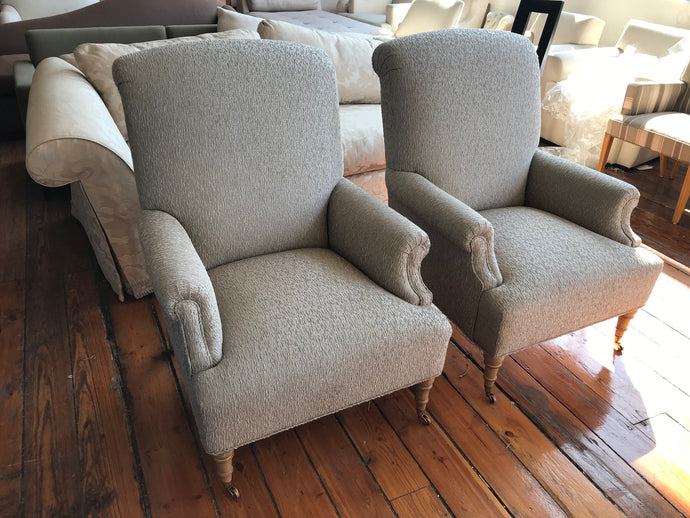 Majestic Club Chairs