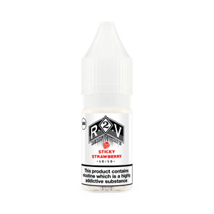 Sticky Strawberry - 10ml