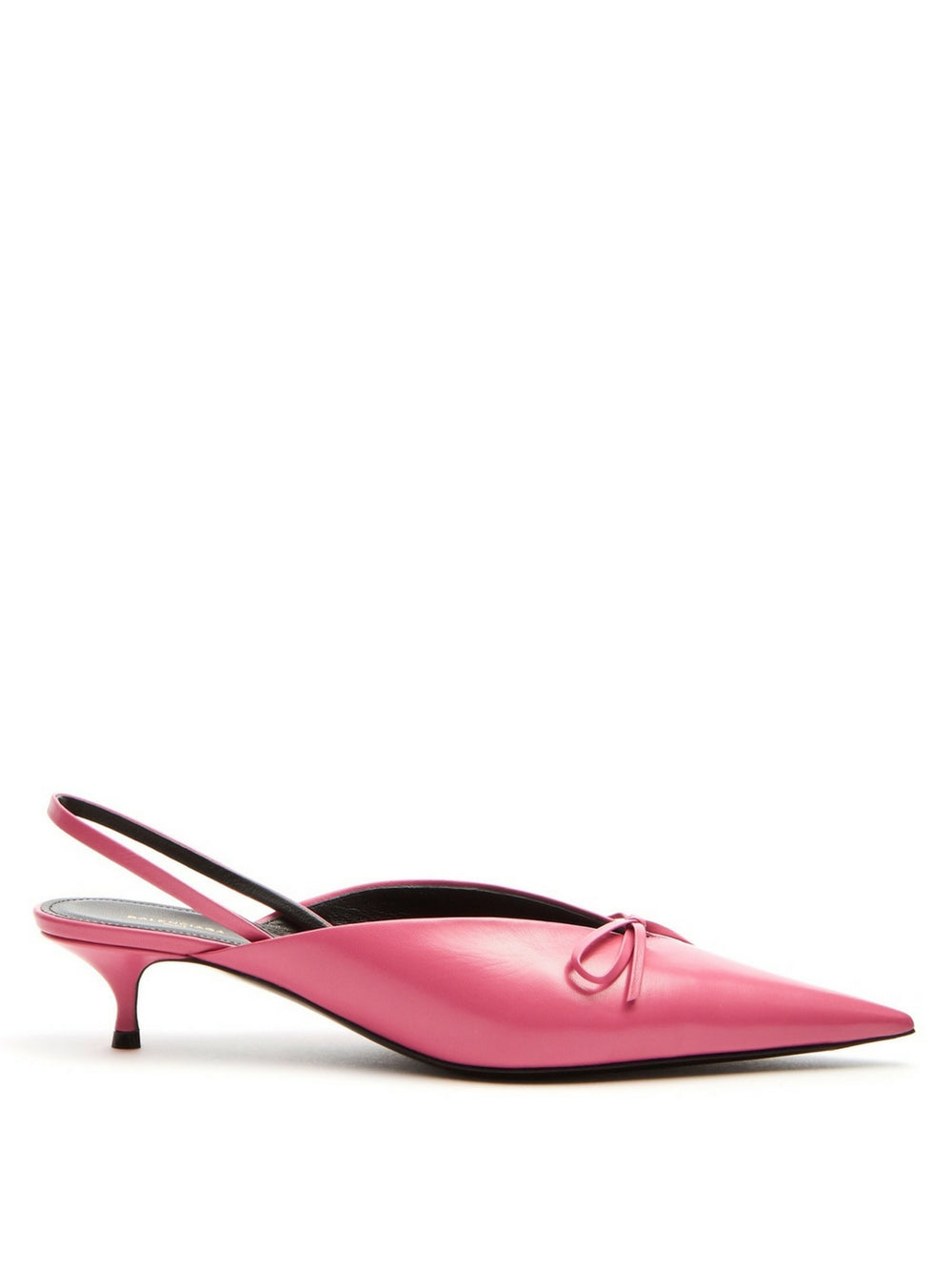 Balenciaga Knife Slingback Pumps