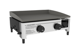 2 Burner Tabletop Griddle