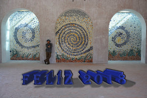 Making of: Cities Of The World II, Mural in Uriarte Talavera Ceramic