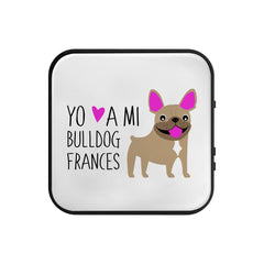 Parlante Bluetooth - Bull Dog Frances Tienda Petfy Wheat