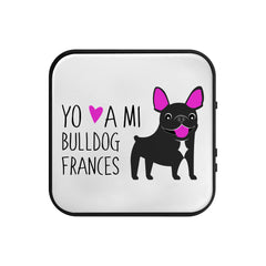 Parlante Bluetooth - Bull Dog Frances Tienda Petfy Black