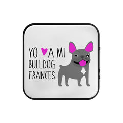 Parlante Bluetooth - Bull Dog Frances Tienda Petfy Grey
