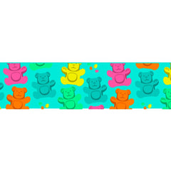 Collar PetLover - Gummy Grabado 2 calipso CHICO 29-46 cm