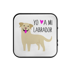 Parlante Bluetooth - Labrador Retriever Tienda Petfy Wheat