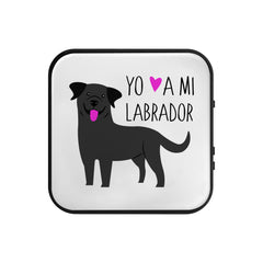 Parlante Bluetooth - Labrador Retriever Tienda Petfy Black