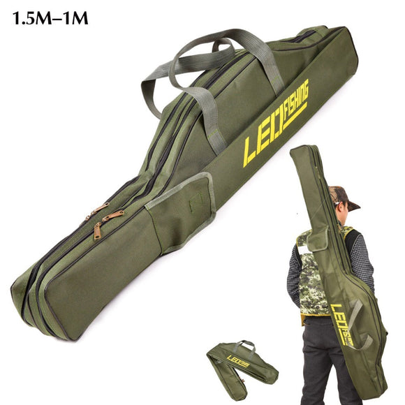 Portable Foldable Fishing Rod Carrier