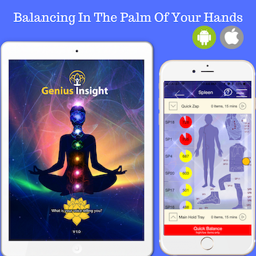 Biofeedback Resonance Practitioner Training 1 - INSIGHT HEALTH APPS
