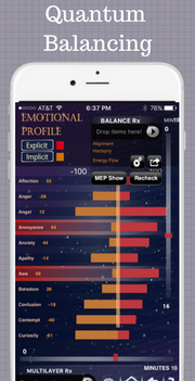 Life Insights App (formerly iLife/iNfinity)