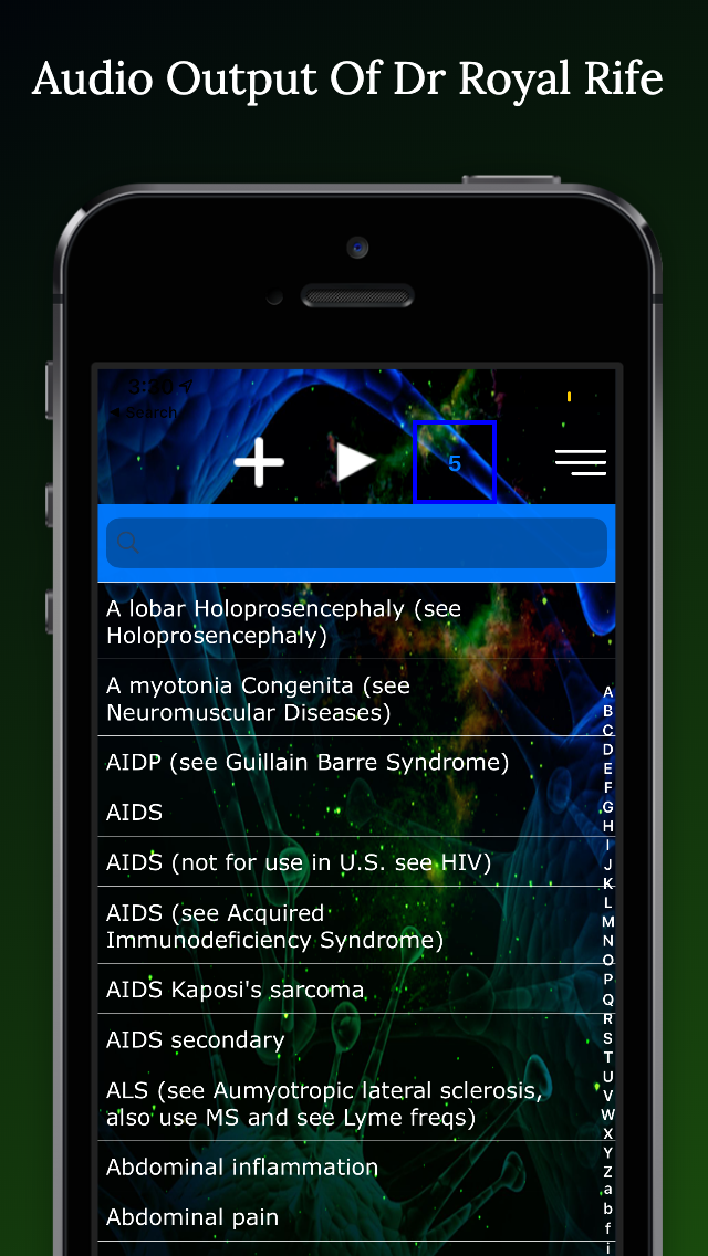 Insight Rife App | Rife Machine | Dr Royal Rife | Bija Core Frequencies - INSIGHT HEALTH APPS