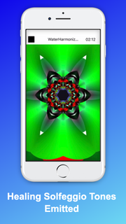 Water Harmonizer | Alkaline Water | Fractals | Solfeggio Tones | Waves - INSIGHT HEALTH APPS