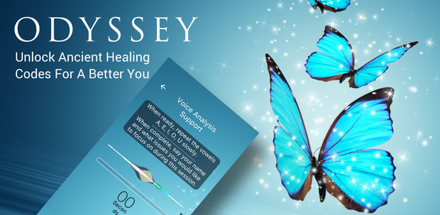 The Odyssey App | Unlock Ancient Healing Codes | Self Discovery - INSIGHT HEALTH APPS