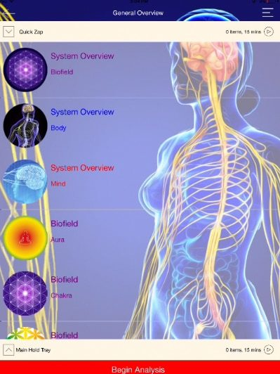 Healing Chronic Cases - Biofeedback Practitioner Training 2 - INSIGHT HEALTH APPS