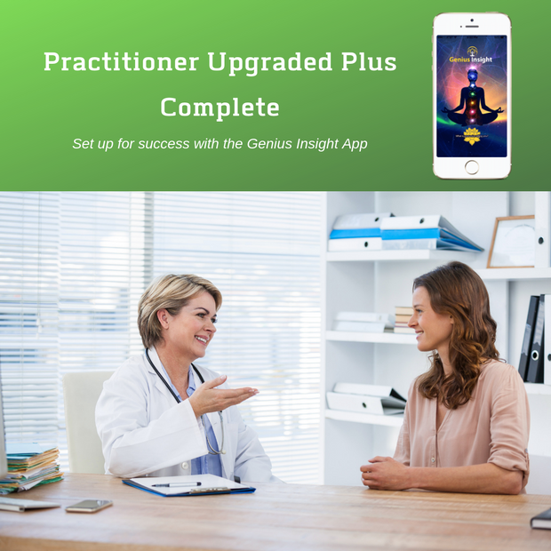 Practitioner Upgraded Plus COMPLETE - INSIGHT HEALTH APPS