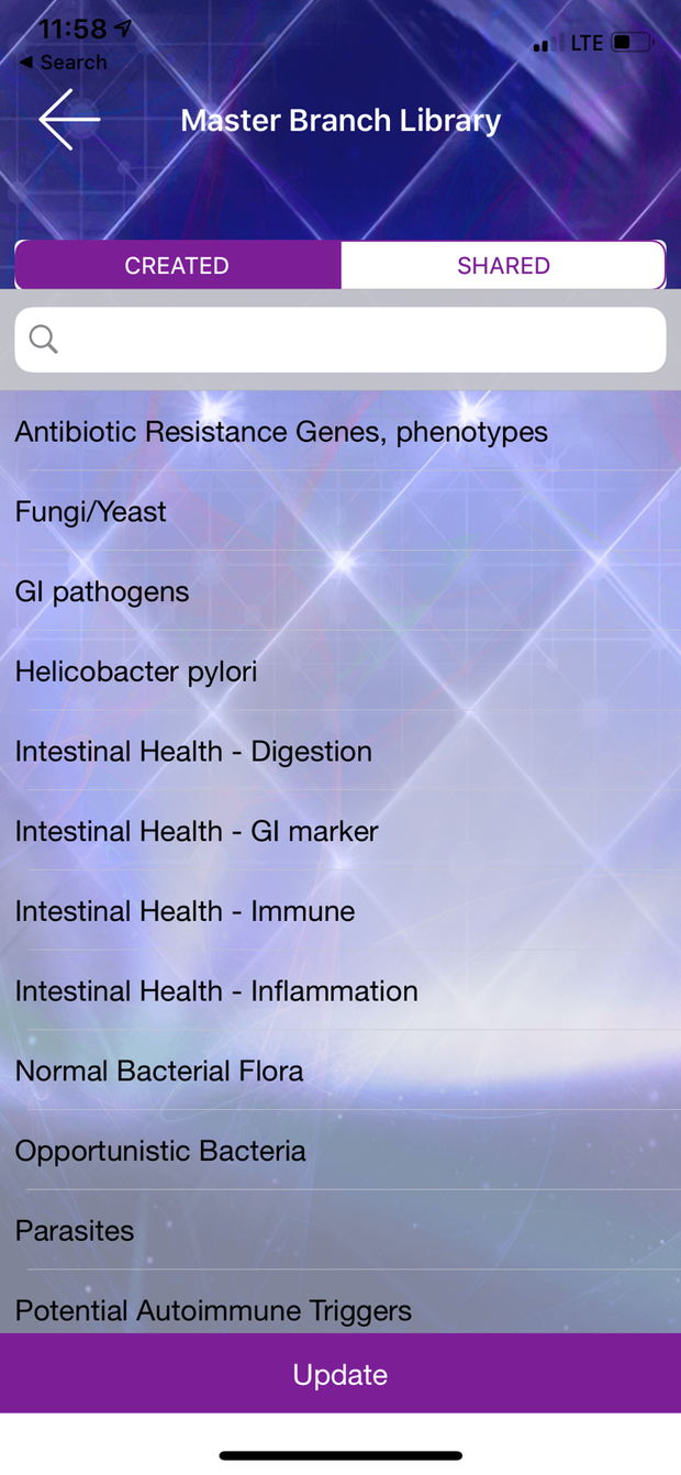 Gastrointestinal Microbial Testing Panel set - INSIGHT HEALTH APPS