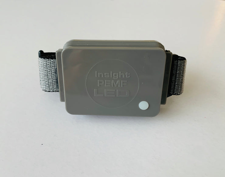 Insight Wearable PEMF - LED Energy Coil - INSIGHT HEALTH APPS