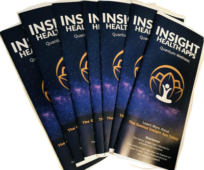 Genius Insight Brochures - INSIGHT HEALTH APPS