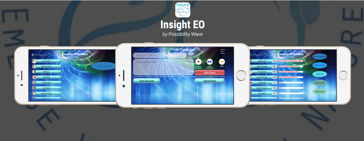 Insight Essential Oils App | Essential Oil Stimulation | Healing Tones - INSIGHT HEALTH APPS