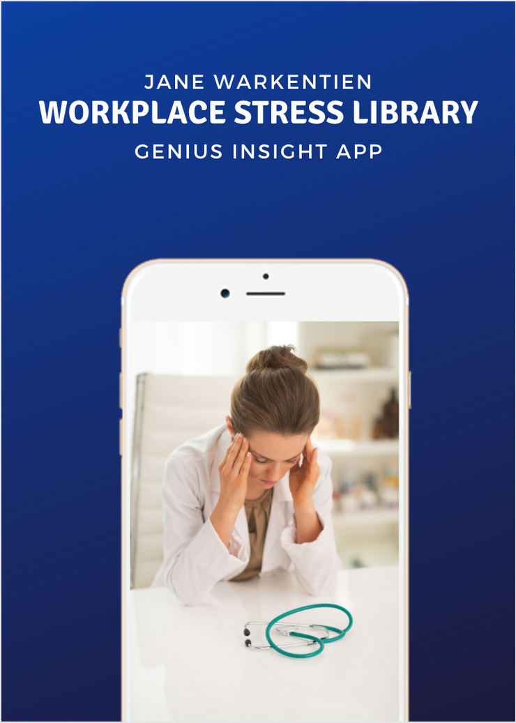 WORKPLACE STRESS LIBRARY (JW) - INSIGHT HEALTH APPS