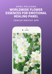 Worldwide Flower Essences for Emotional Healing Panel - INSIGHT HEALTH APPS