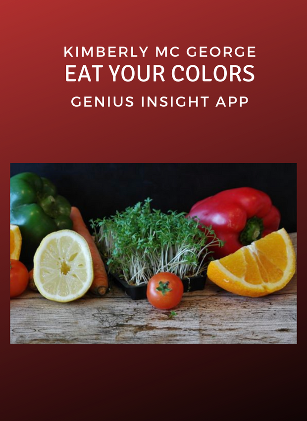 Eat Your Colors | Genius Insight | Custom Panel - INSIGHT HEALTH APPS