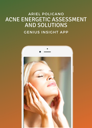 Acne Energetic Assessment and Solutions - INSIGHT HEALTH APPS