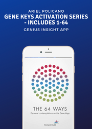 Gene Keys Activation Series - Includes 1-64 - INSIGHT HEALTH APPS