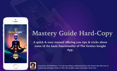 Mastery Guide Hard-Copy - INSIGHT HEALTH APPS