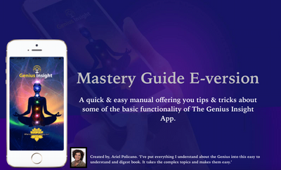 Mastery Guide E-version - INSIGHT HEALTH APPS